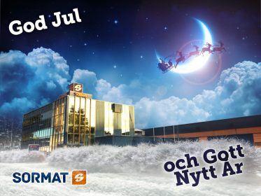 God Jul från oss alla på Sormat!