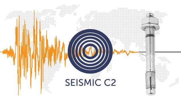 S-KA+ är godkännande för användning i seismiska områden!